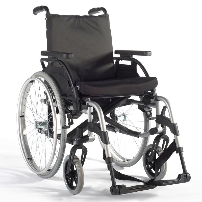 Silla Aluminio Plegable Breezy BasiX 2