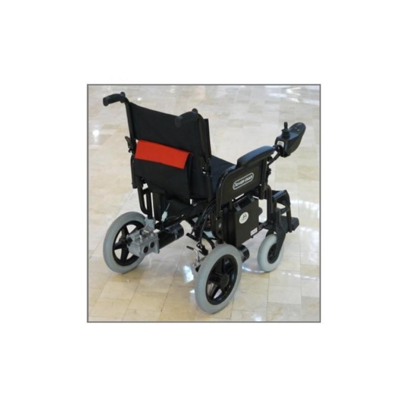 Silla de ruedas eléctrica Power Chair trasera