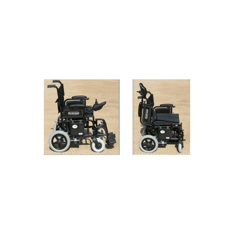 Silla de ruedas eléctrica Power Chair reposabrazos