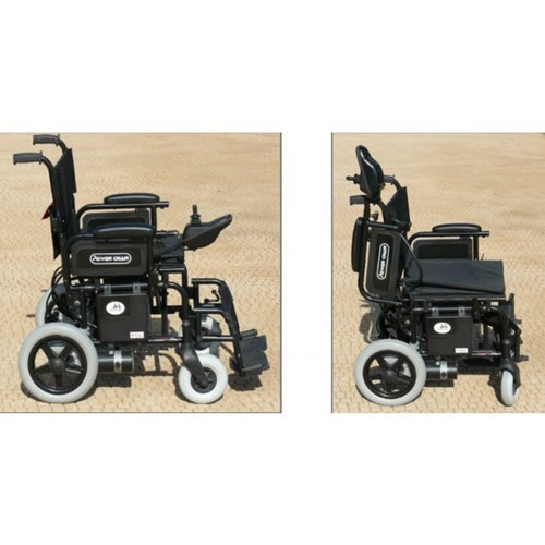 Silla de ruedas eléctrica Power Chair regulable en longitud