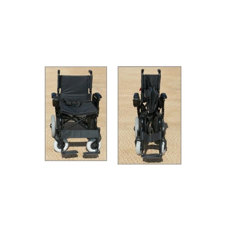 Silla de ruedas eléctrica Power Chair plegable