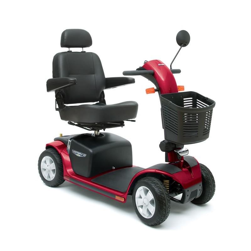 Scooter compacto de gran autonomía 'VICTORY 10 DX'
