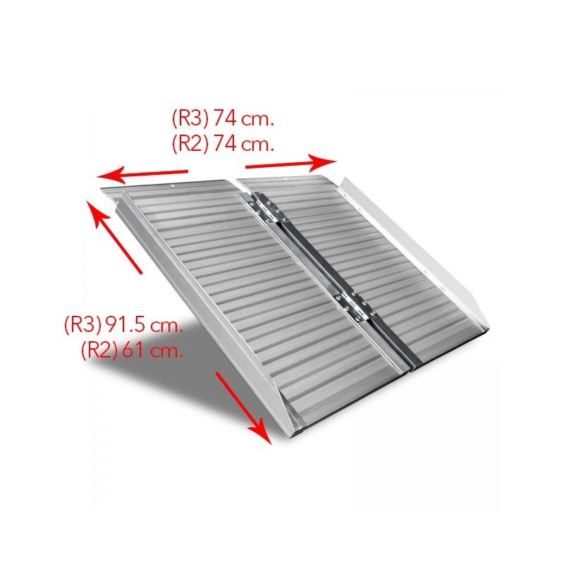 Rampa Fija Aluminio