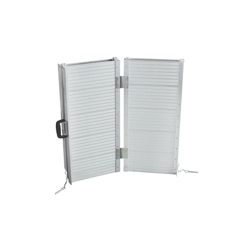Rampas Plegables de Aluminio