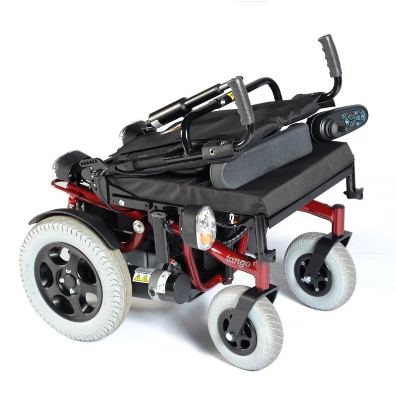 silla de ruedas electrica tango