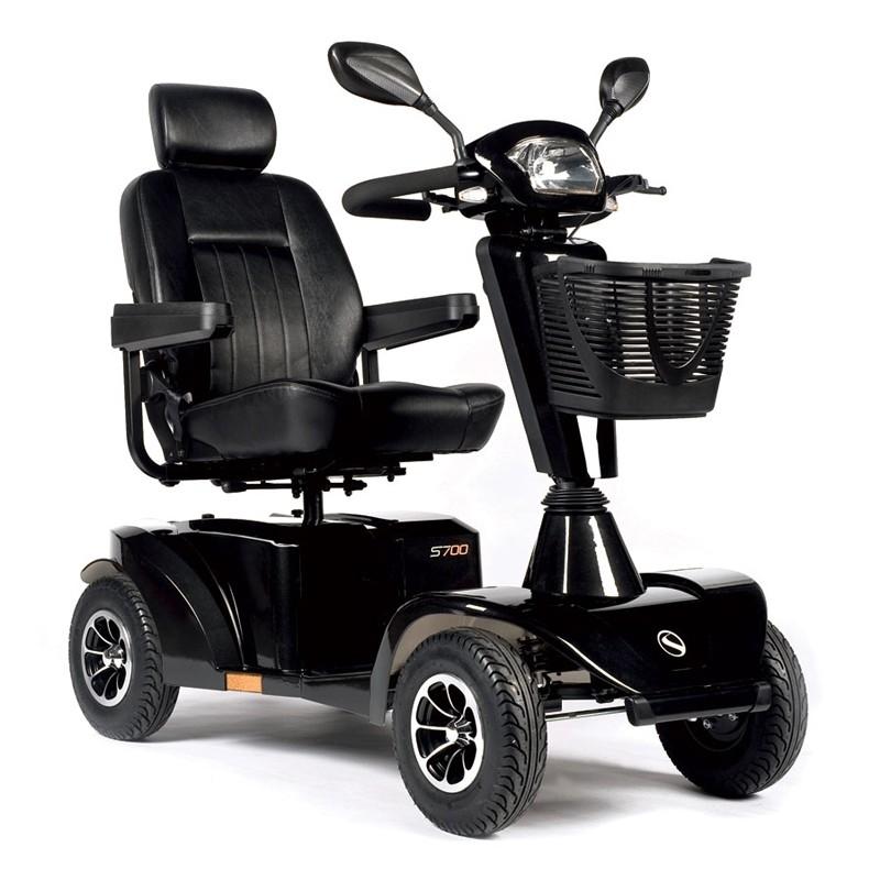 Scooter Eléctrico de 4 Ruedas Sterling S700