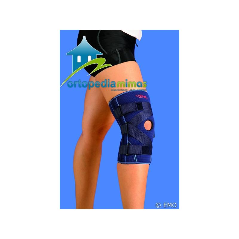 Ottec Rodillera estabilizadora ligamentos cruzados
