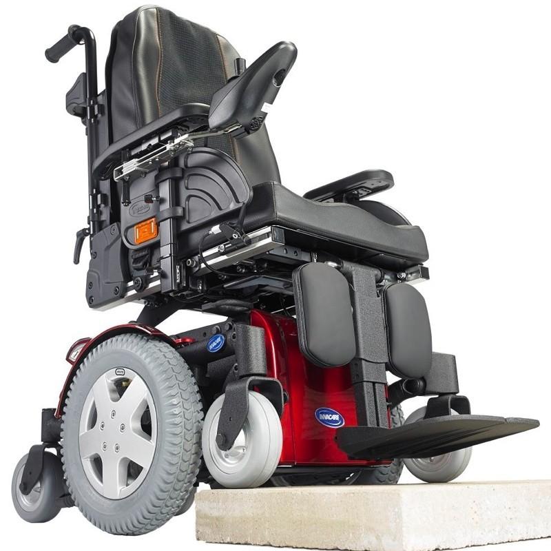 Silla de ruedas eléctrica TDX SP2