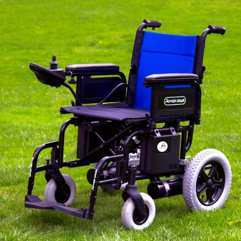 Silla DE RUEDA ELECTRICA POWER CHAIR