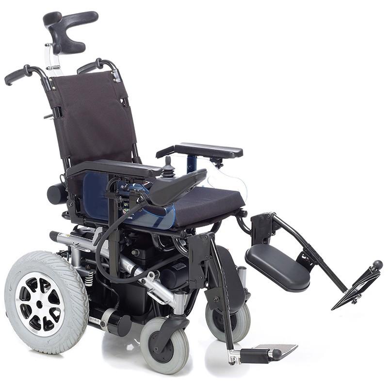 Silla de ruedas eléctrica reclinable y basculante Mónaco