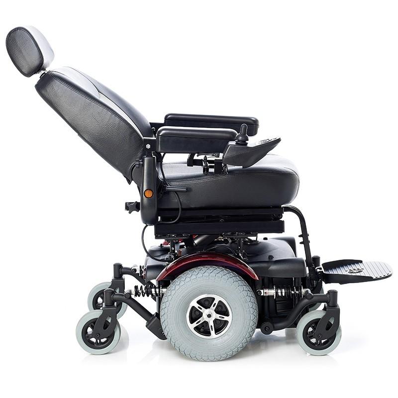 Silla de ruedas el ctrica con asiento elevable singapur Silla de ruedas electrica