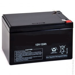 Baterías Scooter LYNX 12 Ah