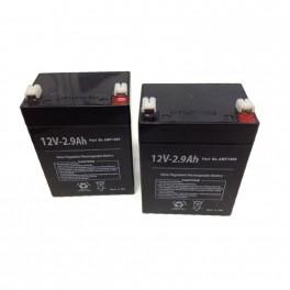 Baterías Grúa Eléctrica Reliant par