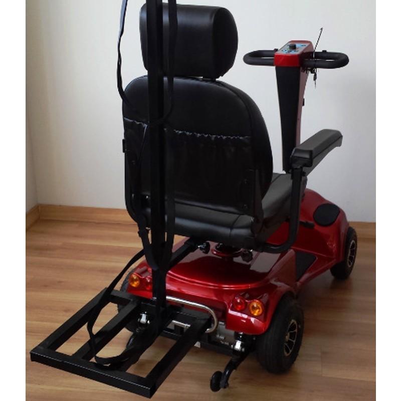 Parrilla Trasera para Scooter Eléctrico