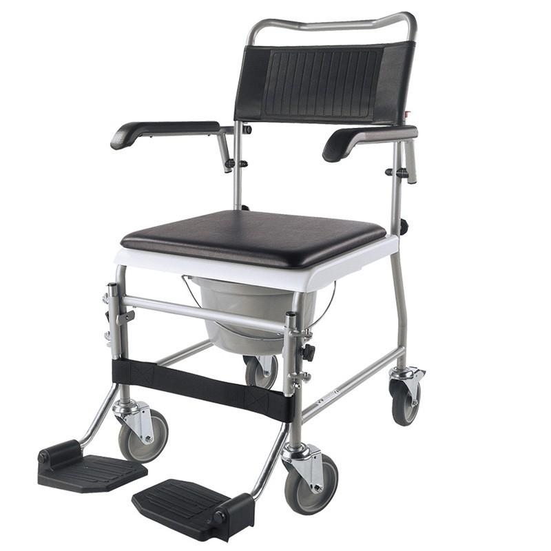 Silla de ruedas con inodoro TS-200