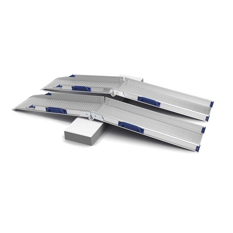 Rampas Fijas y Plegables Perfolight-V