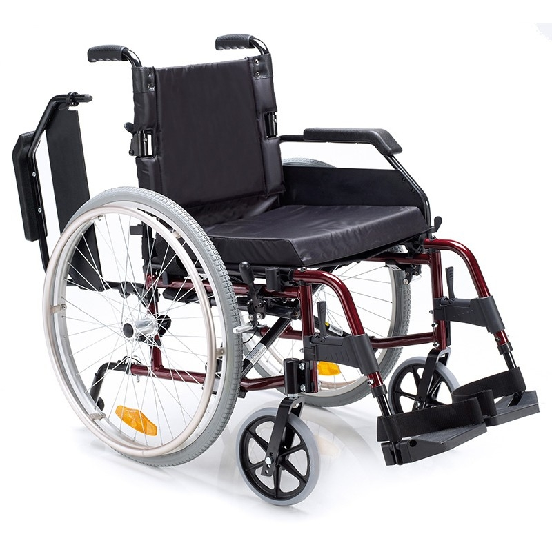 sillas de ruedas plegables aluminio
