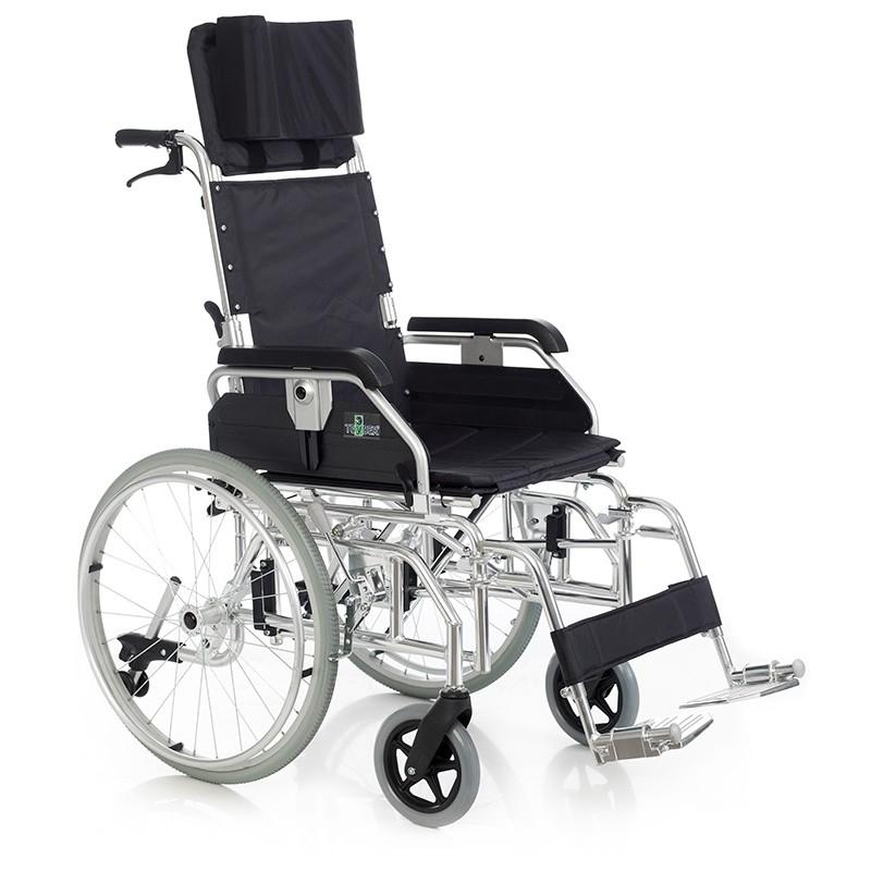 Silla de ruedas posicionamiento Basic