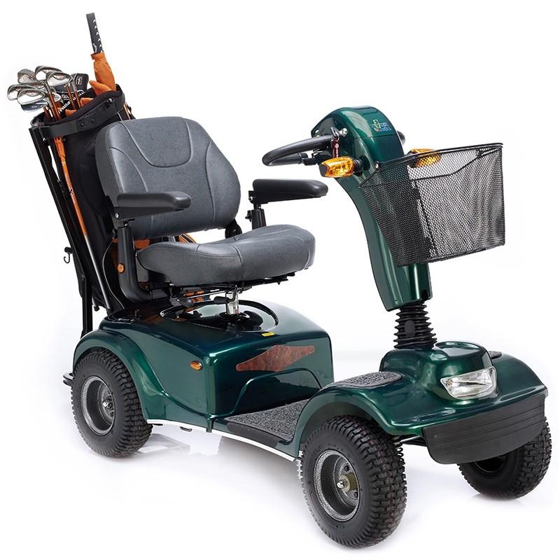 Scooter Eléctrico de 4 Ruedas Golf Caddy