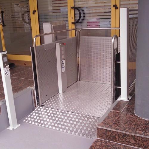 Plataforma Elevadora Silver Vimec