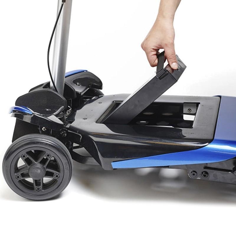 Bateria de Litio para el Scooter Transformer de Apex