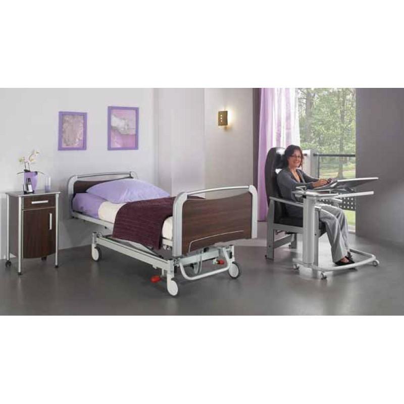 Cama Articulada con Carro Elevador Medicalys Basic