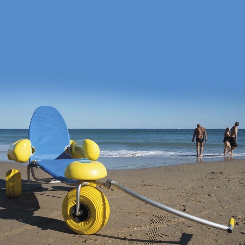 Silla de playa tiralo 2 - Silla para la playa ...