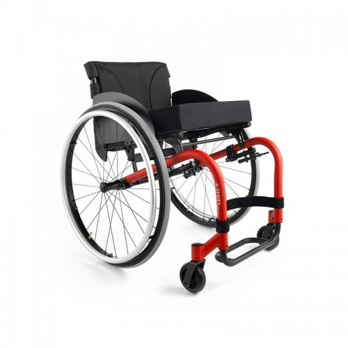 Silla de ruedas ultraligera KÜSCHALL K-SERIES attract