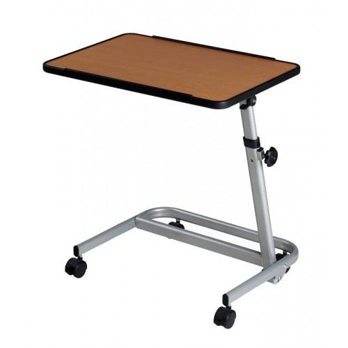 Mesa para camas plegable