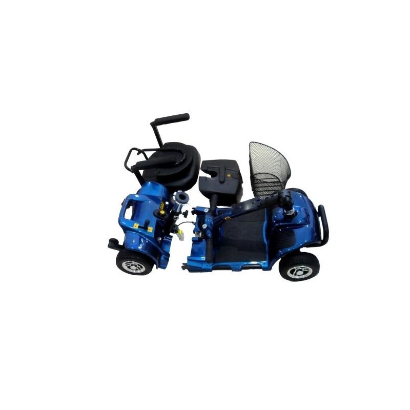 Scooter Eléctrico de 4 Ruedas Smart 4