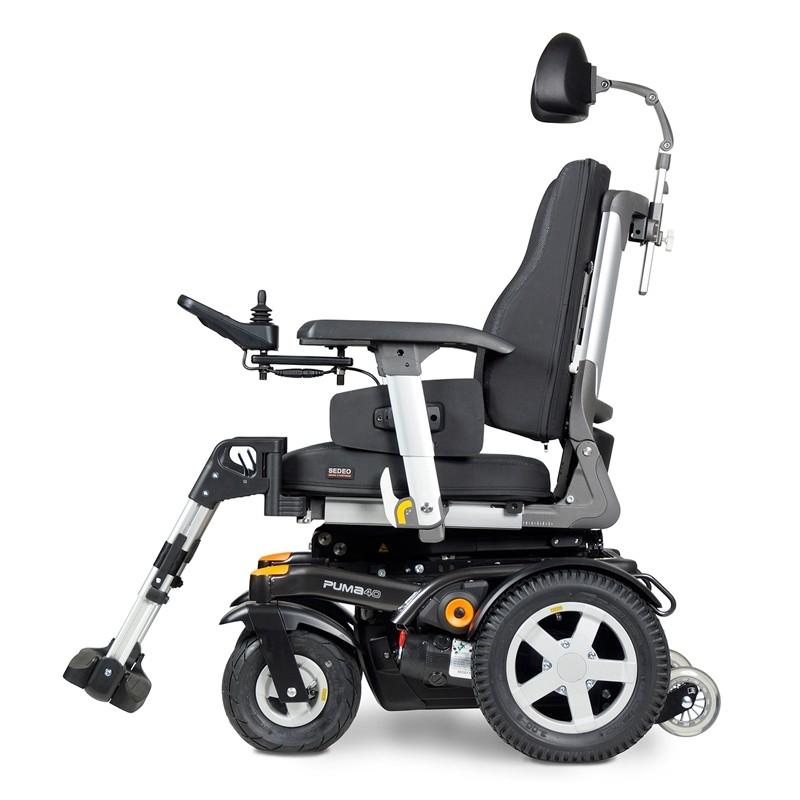 sillas de ruedas 40