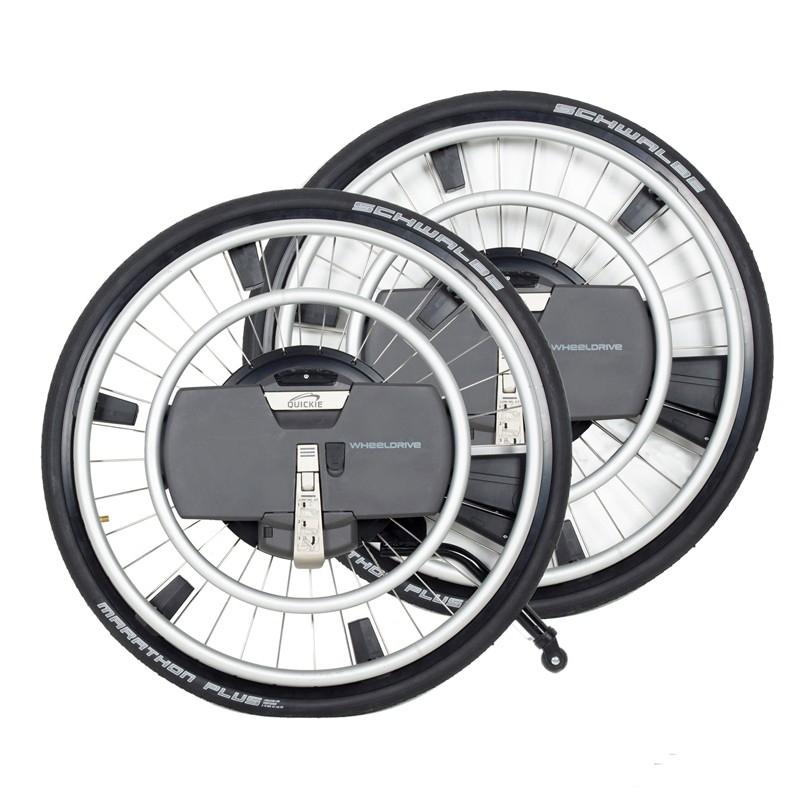 Sistema de propulsión WheelDrive