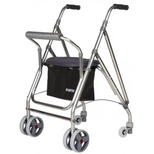 Andador  4 ruedas Kanguro