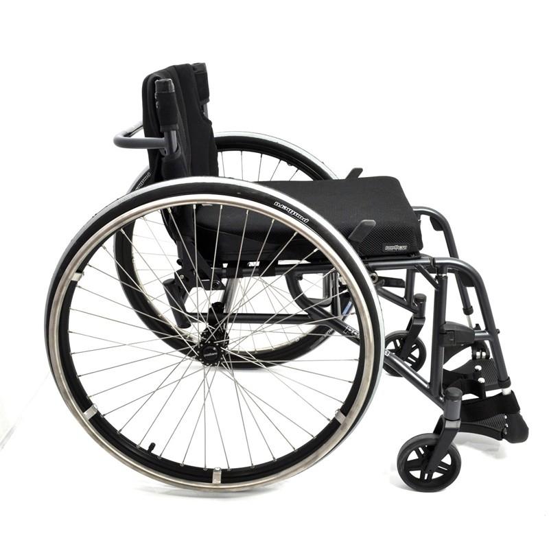 Silla de ruedas ligera Panthera S3 Swing