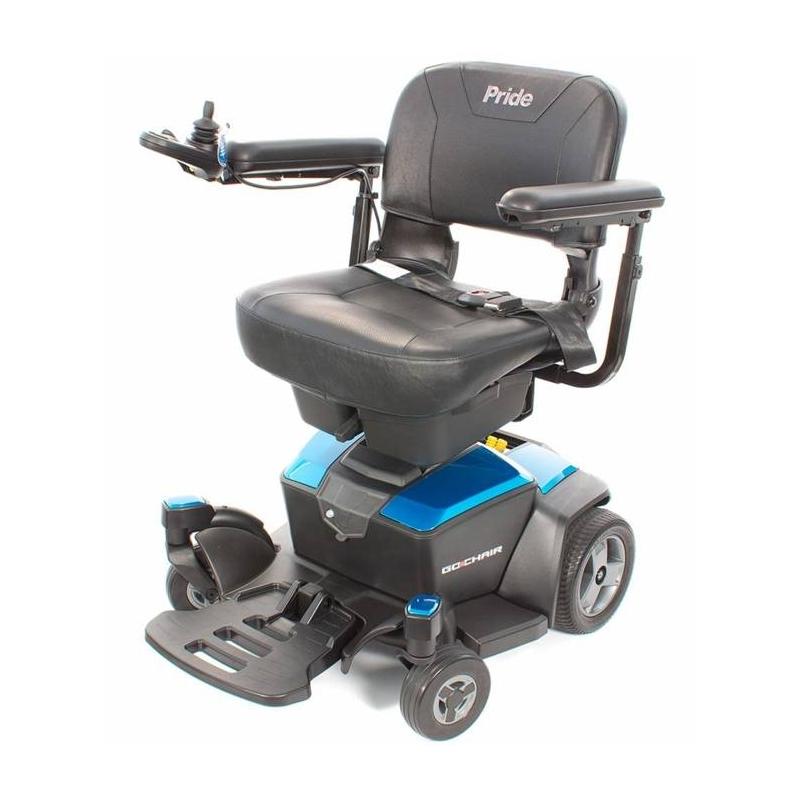 Silla de Ruedas Eléctrica Go-Chair
