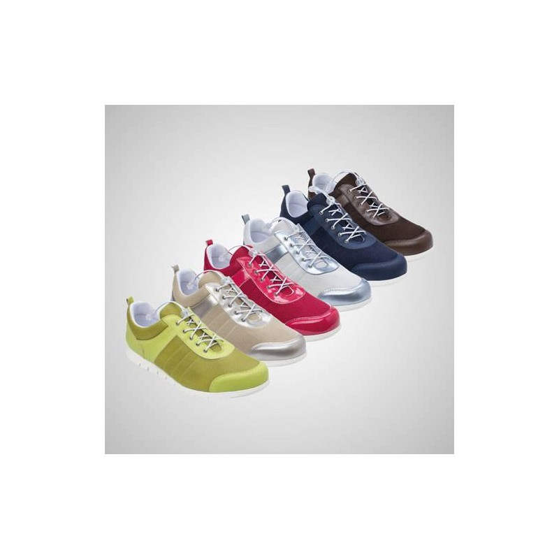 Zapatillas de deporte femeninas transpirables Sport 10 Singular