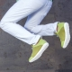 Zapatillas de deporte unisex transpirables Sport 20 pistacho