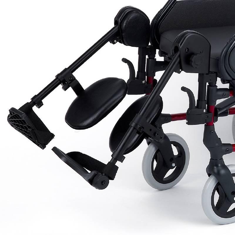 Reposapiés elevables silla de ruedas BREEZY