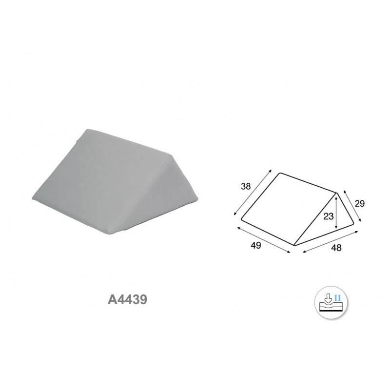 Cojín Cuña para camilla 49x49x40x29 cm