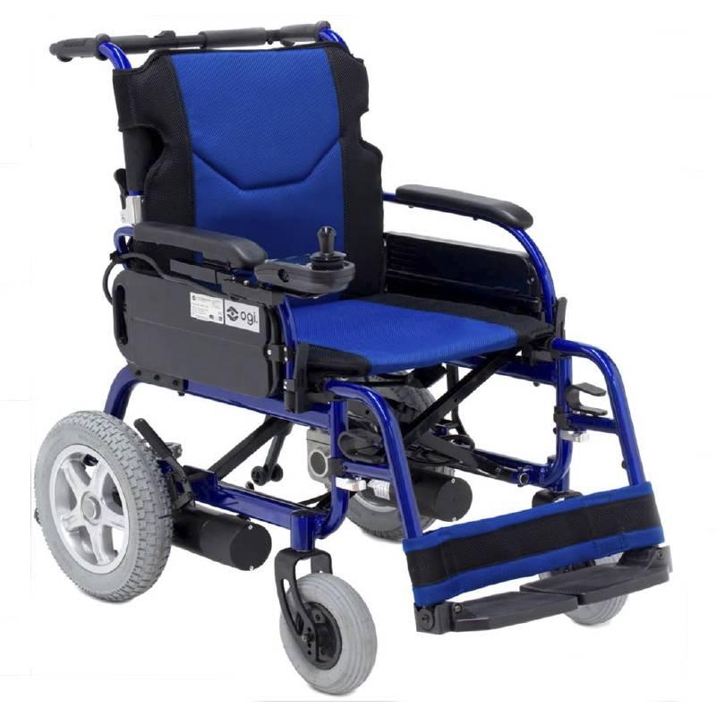 Silla de ruedas eléctrica plegable URBAN III 300