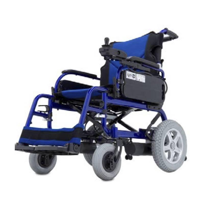 Silla de ruedas eléctrica plegable URBAN III 300 2