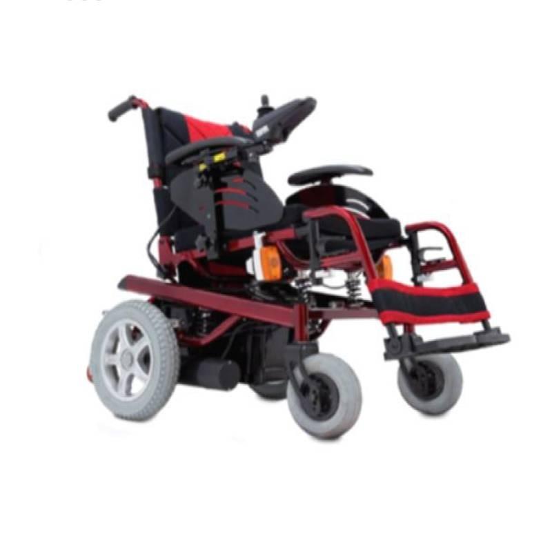 Silla de ruedas eléctrica plegable URBAN III 300 3