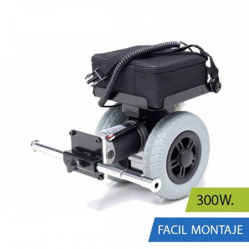 Motor auxiliar para silla de ruedas Power Pack Plus