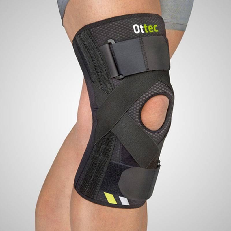 Rodillera estabilizadora ligamentos cruzados Ottec
