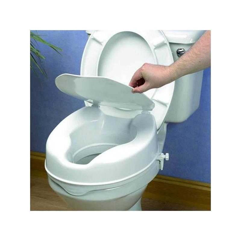 Asiento Elevador de WC Económico