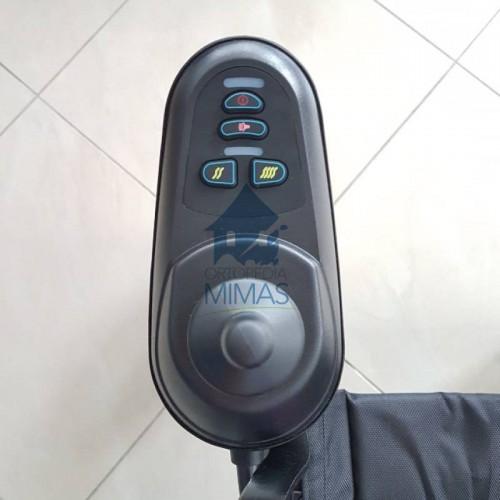 Silla de Ruedas Eléctrica Power Chair mando