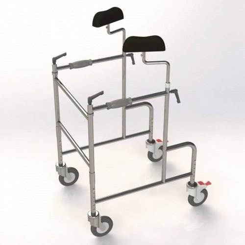 Maxi Caminador Axilar Plegable