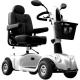 Scooter Eléctrico de 4 ruedas Grand Classe