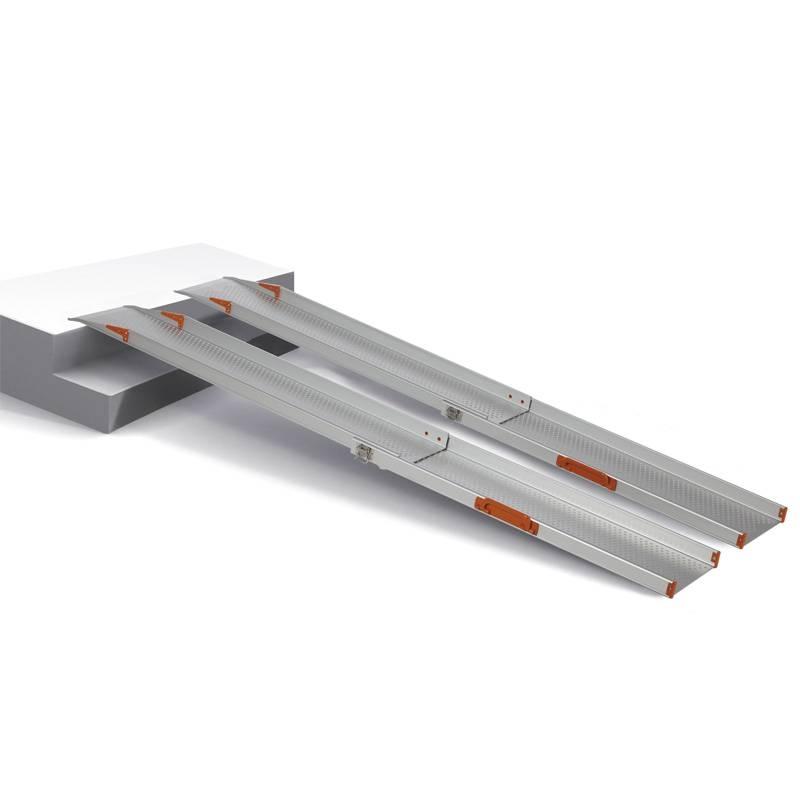 Rampa Telescópica de Aluminio