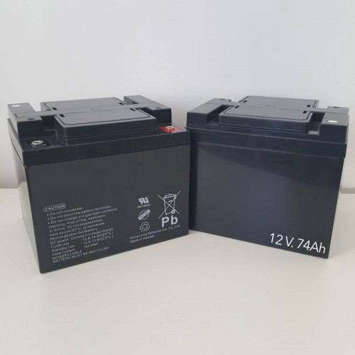 Baterías Silla TDX 70 Ah